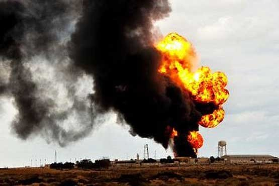 آخرین اخبار از انفجار لوله های گاز اهواز